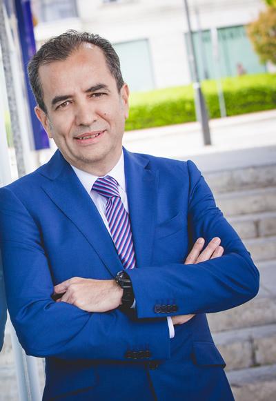 Entrevista a Antonio Aladueña - Presidente de iusTime