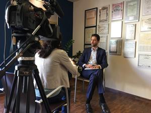 Entrevista a Jordi Pont - Vicepresidente Ejecutivo de APREDEF
