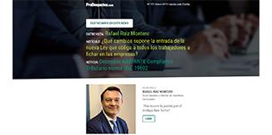 news prodespachos