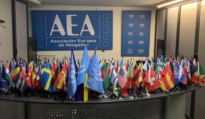 asociación europea de abogaos