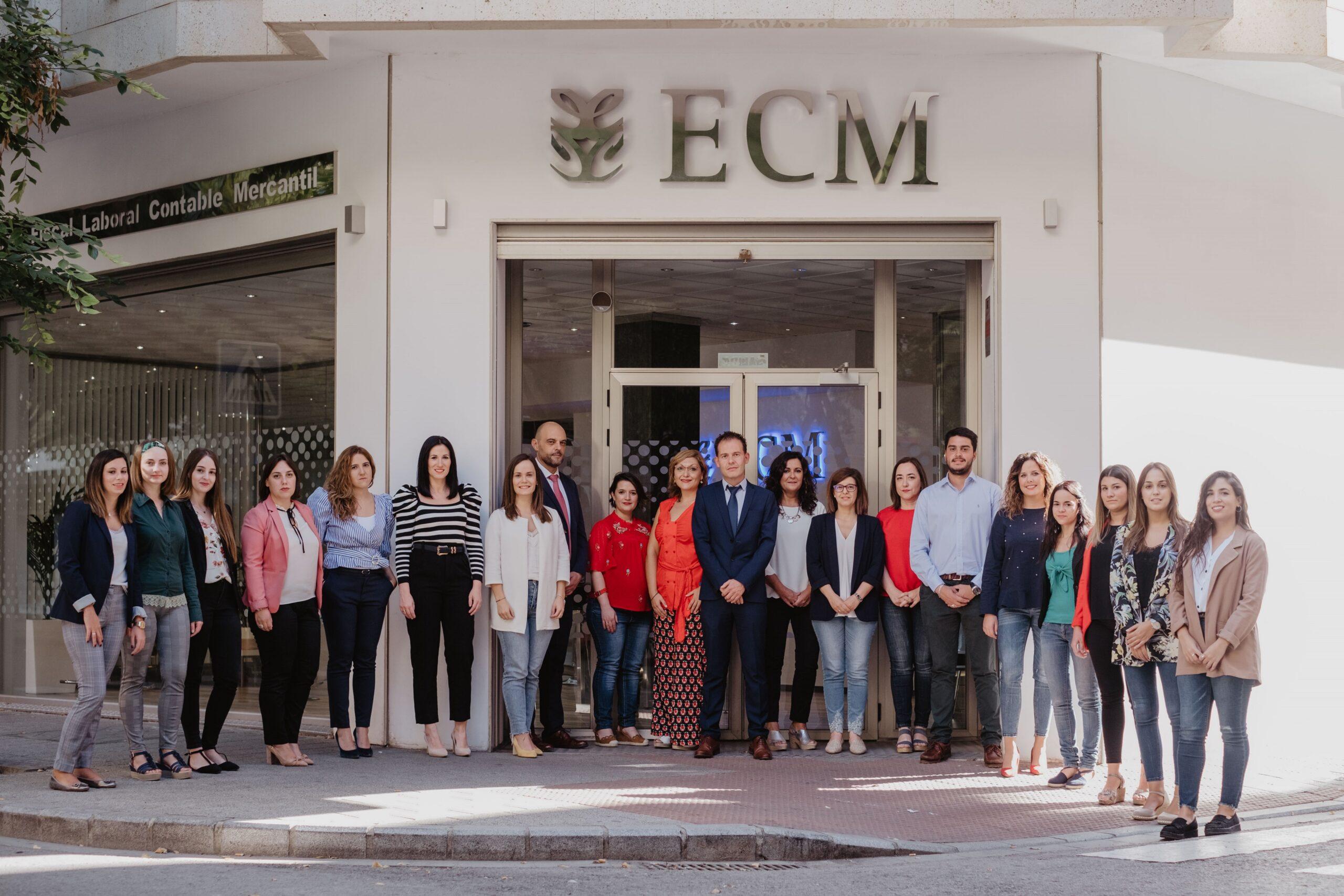 ECM Asesores & Consultores pasa a formar parte de la familia ProDespachos