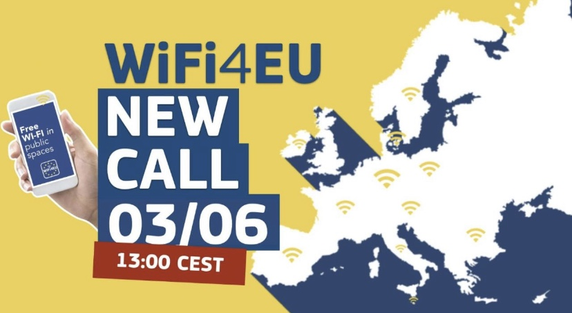 Vunkers informa: Ya está aquí la cuarta y última convocatoria para solicitar la subvención WIFI4EU
