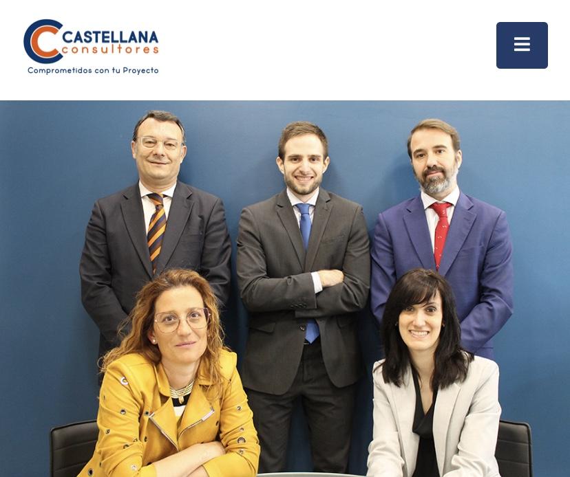 Castellana Consultores estrena web