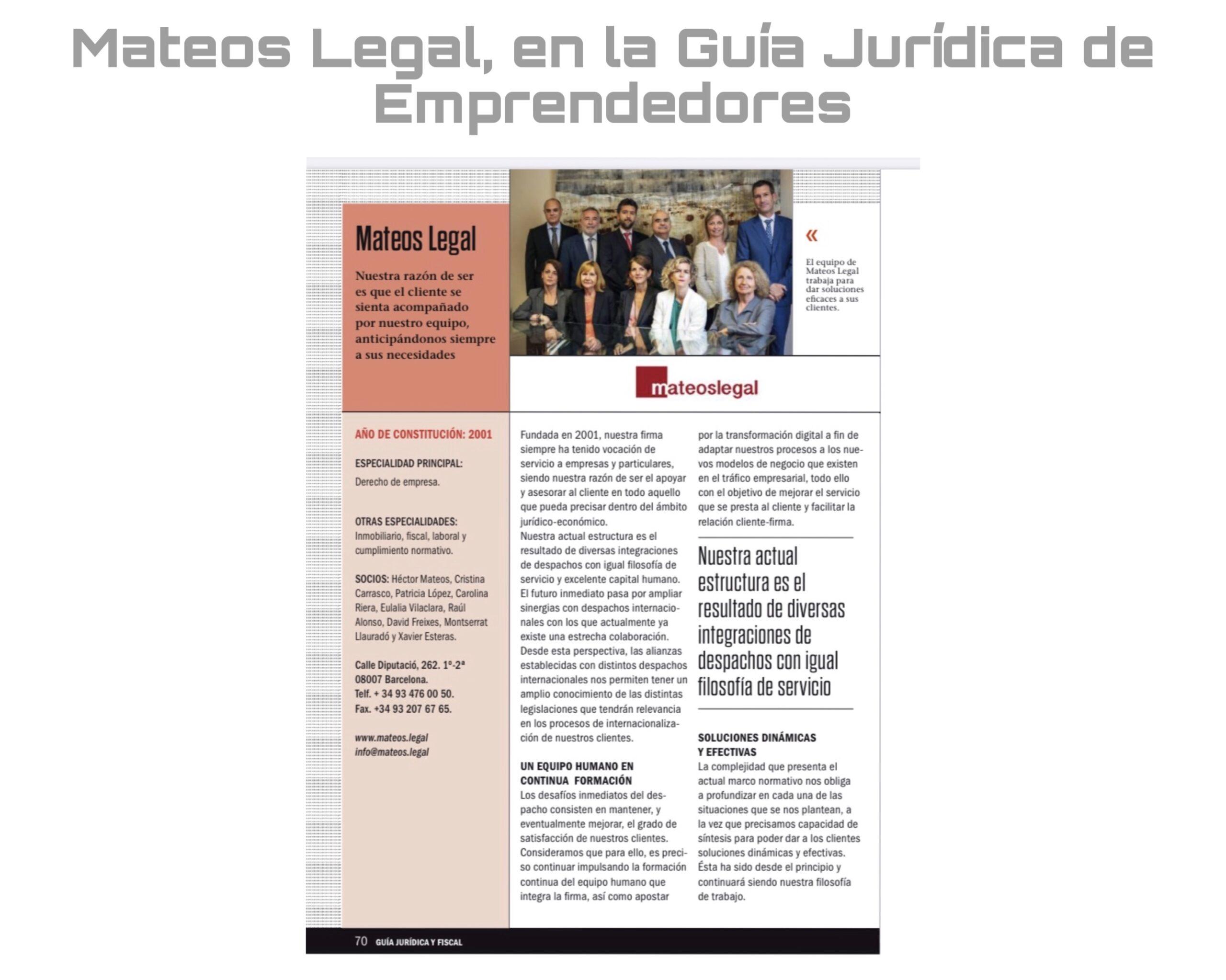 Preparando la Guía Jurídica y Fiscal 2021 de Emprendedores