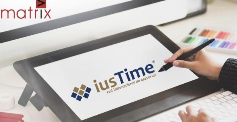 iusTime firma la renovación del acuerdo con Matrix Development System