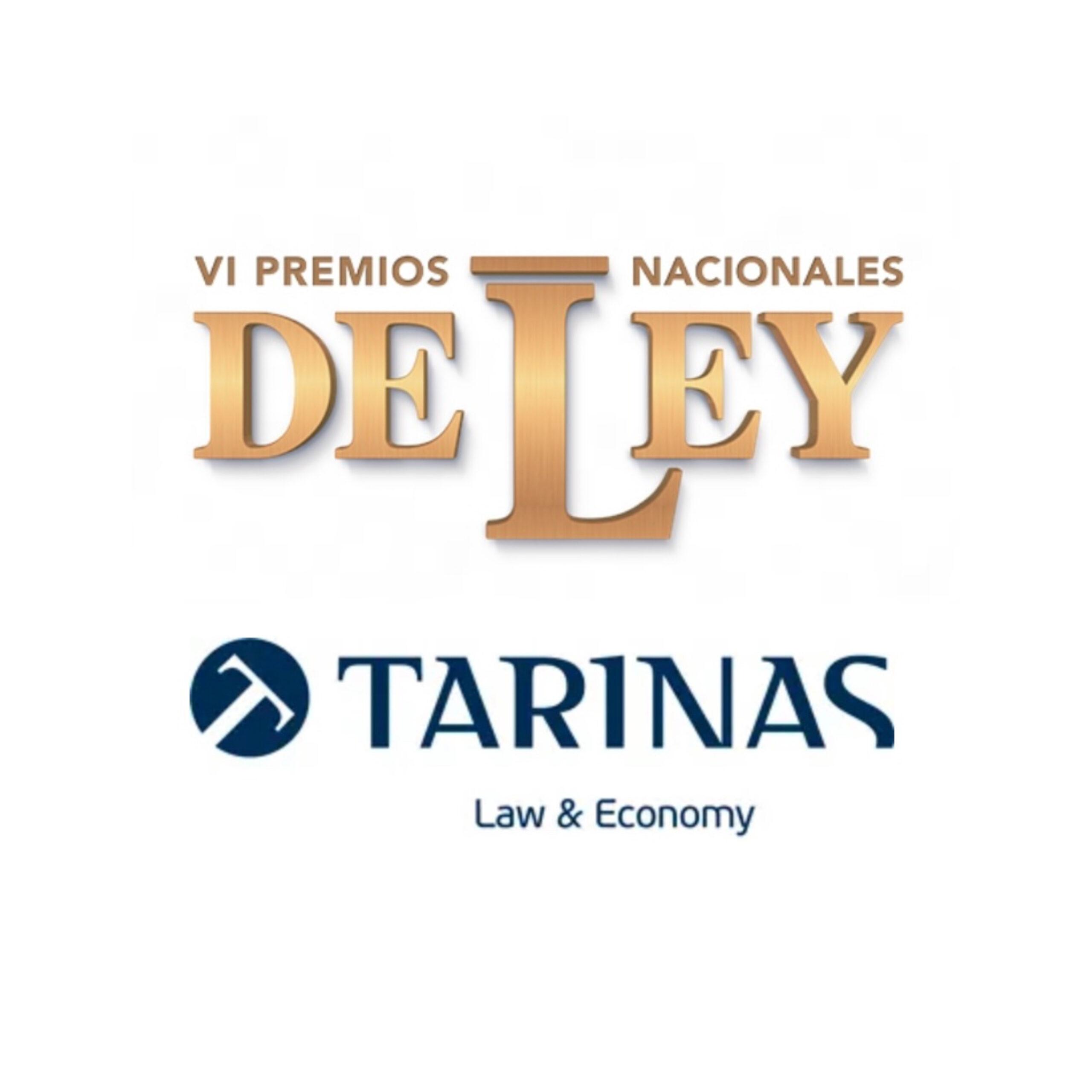 Tarinas Law & Economy premiada con un galardón en Derecho Bancario