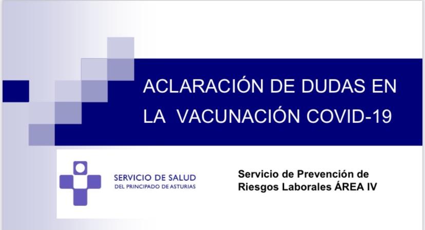 Todo sobre la vacuna Covid-19