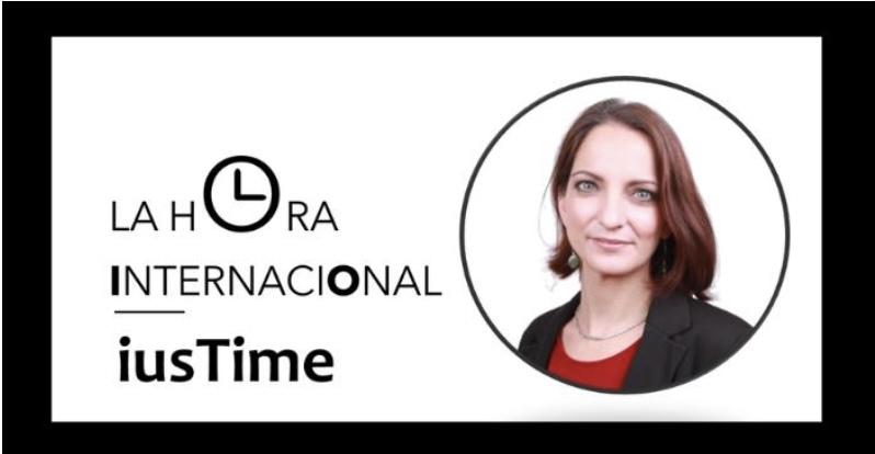 """China, el nuevo punto de encuentro de """"La Hora Internacional""""."""