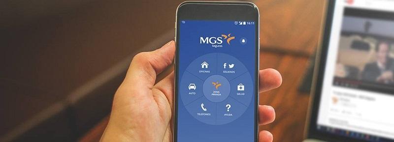 Las funcionalidades que ofrece MGSApp, la app de MGS Seguros