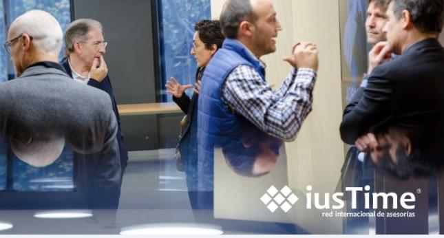 iusTime reanuda sus reuniones de zona de forma presencial, tras la pandemia por todo el territorio nacional.