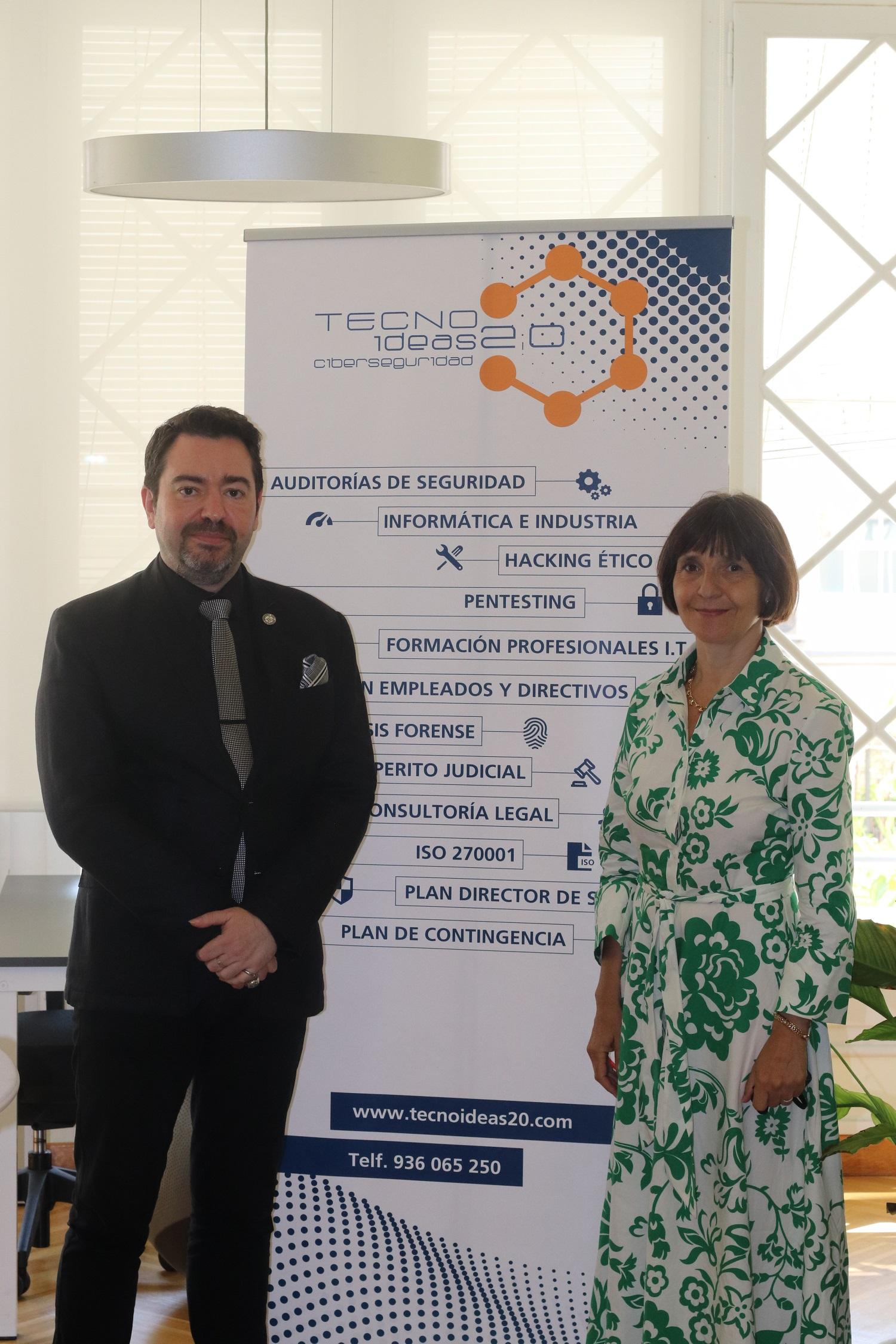 Entrevistamos a Oskhar Pereira, CEO de TECNOideas 2.0 ciberseguridad