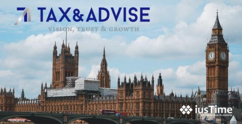 El despacho de Tax & Advise en Londres se une a la red internacional iusTime.