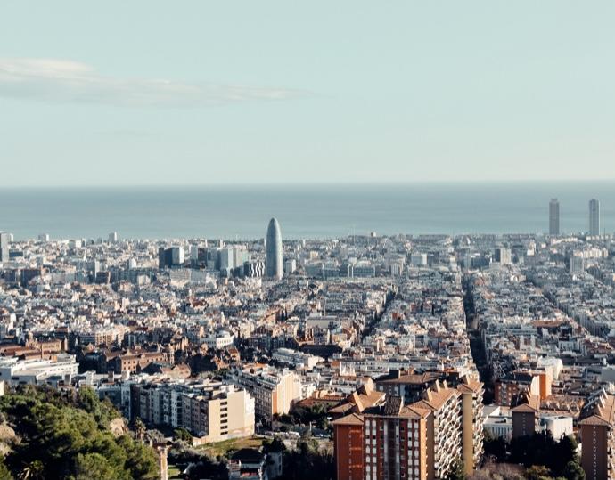 Barcelona: área de mercado tenso